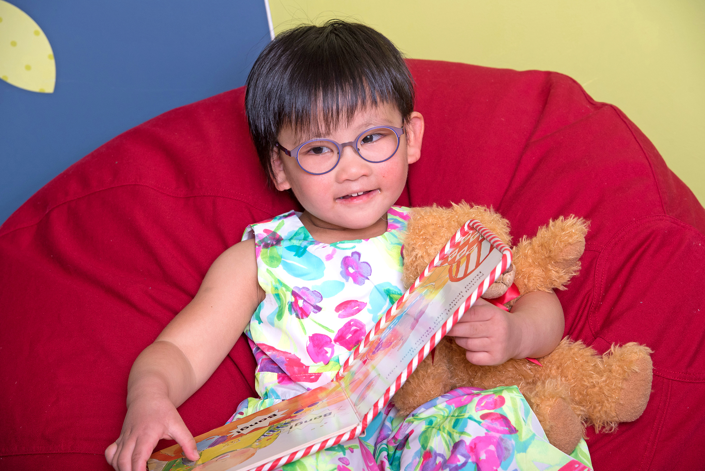 4 year old Burnaby Resident Celebrated as Hero of Ability